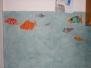 Fische im Flur