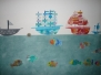 Kunstprojekt Schiffe