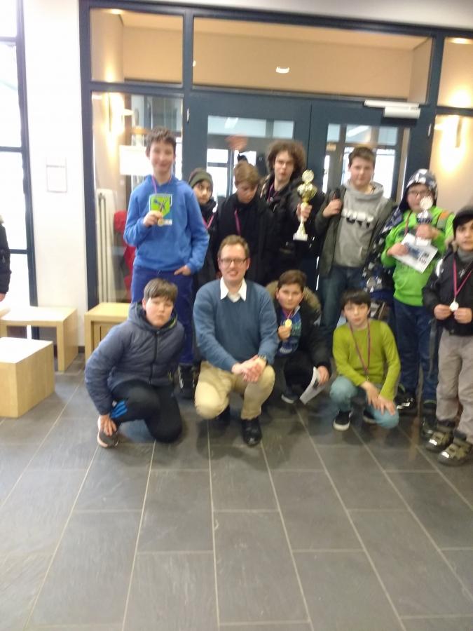 Marburger SchulschachEM 2018_2